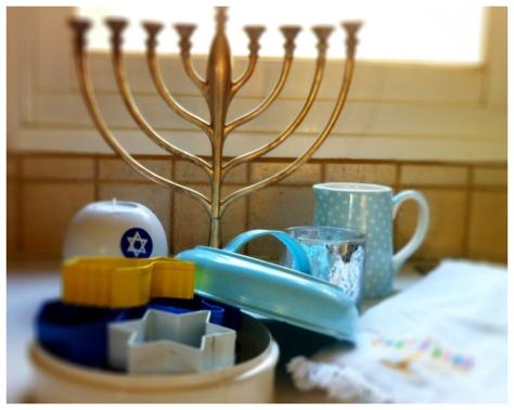 hanukkah is coming