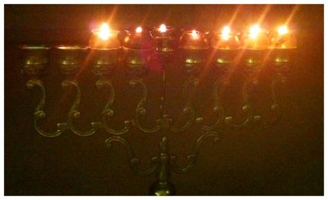 the sixth night of Hanukkah